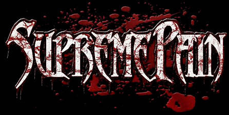Supreme Pain - Logo