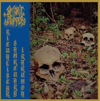 Satanic Ripper - Ritualistik Sanktuary Irakunda