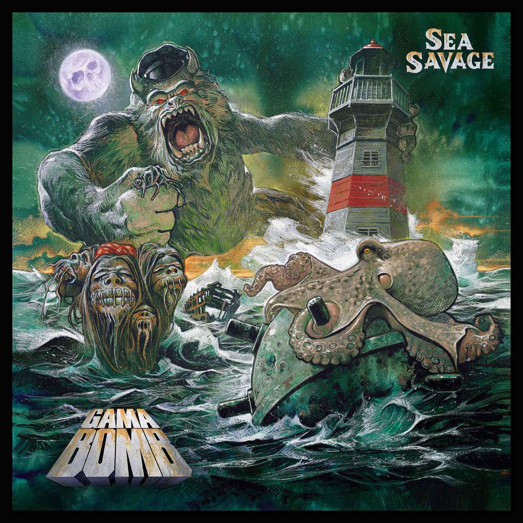 Gama Bomb - Sea Savage