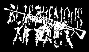 Blasphemous Attack - Logo