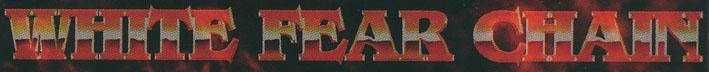 White Fear Chain - Logo
