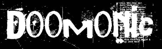 Doomonic - Logo