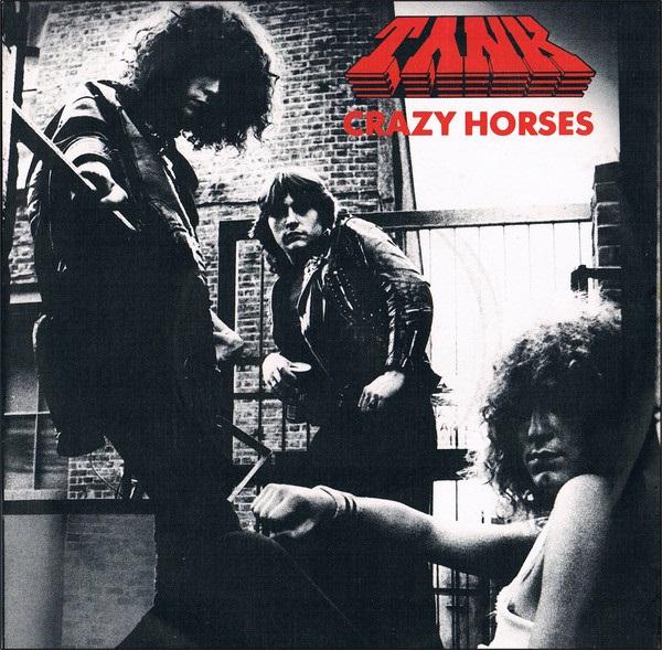 Tank - Crazy Horses