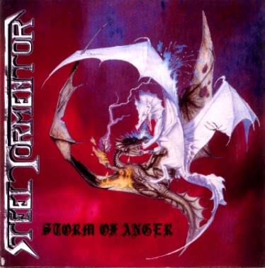 Steel Tormentor - Storm of Anger