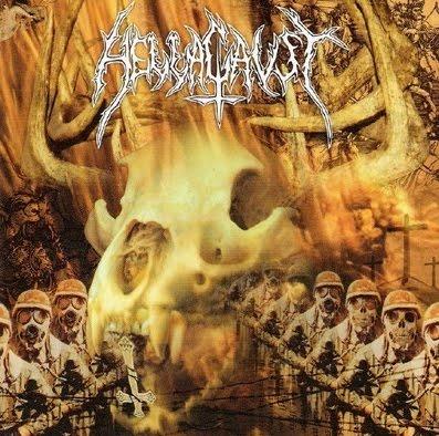 Hellacaust - Dark Age Descending