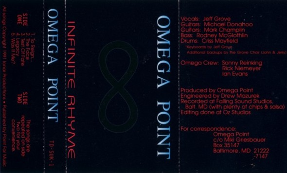 Omega Point - Infinite Rhyme