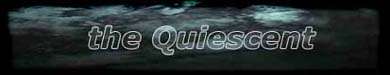 The Quiescent - Logo