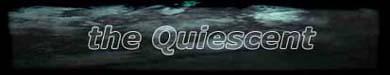 The Quiescent - Logo