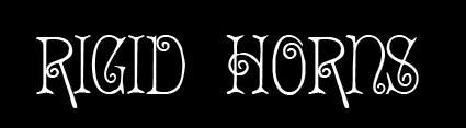 Rigid Horns - Logo