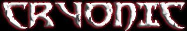 Cryonic - Logo