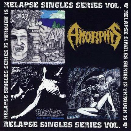Amorphis / Exit-13 / Phobia / Goreaphobia - Relapse Singles Series Vol. 4