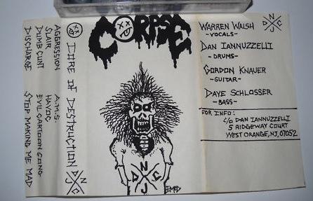 Corpse - Core of Destruction
