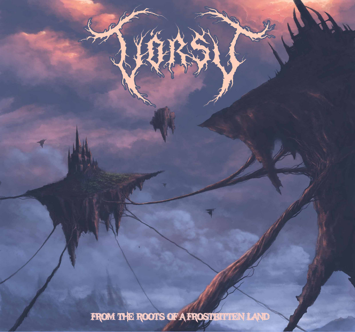 Vörst - From the Roots of a Frostbitten Land