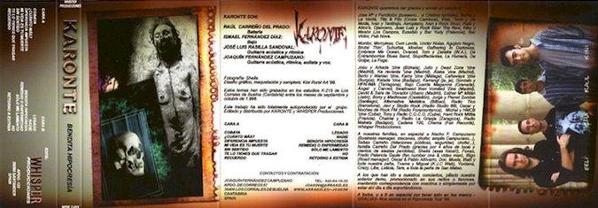 Karonte - Bendita hipocresía