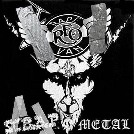 REO RapeVan - Scrap Metal