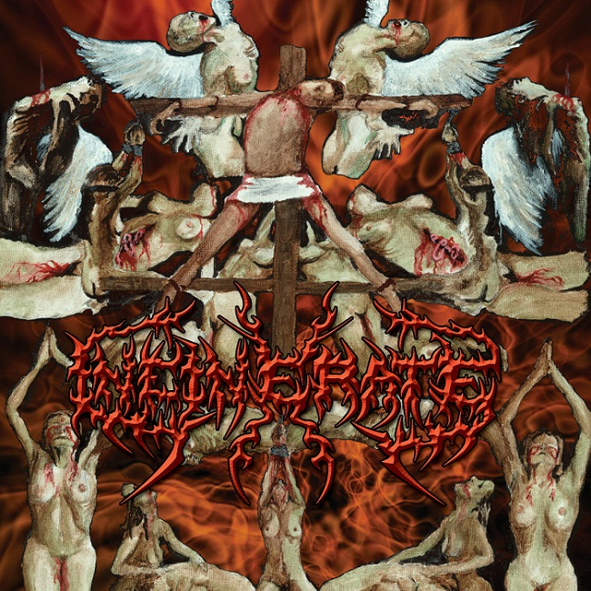 Incinerate - Dissecting the Angels