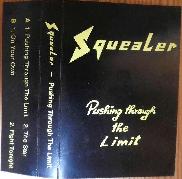 Squealer - Pushing through the Limit