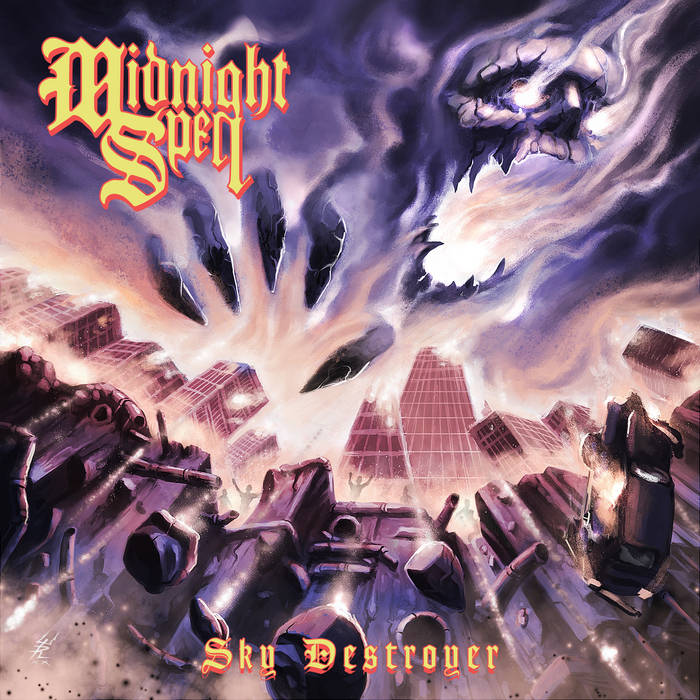 Midnight Spell - Sky Destroyer