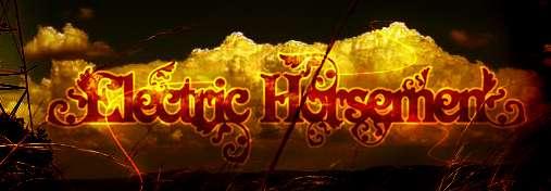 Electric Horsemen - Logo