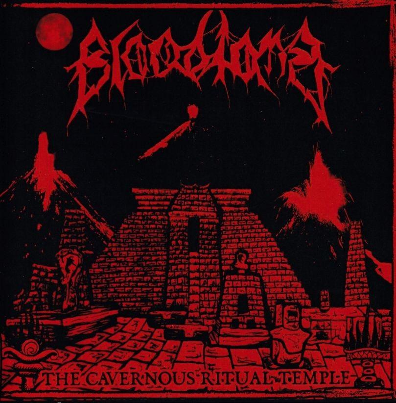 Bloodtomb - The Cavernous Ritual Temple