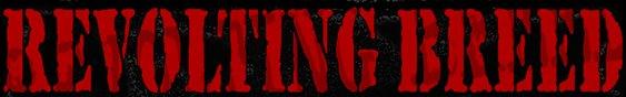 Revolting Breed - Logo