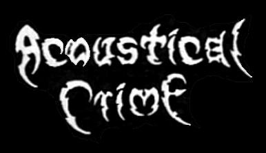 Acoustical Crime - Logo