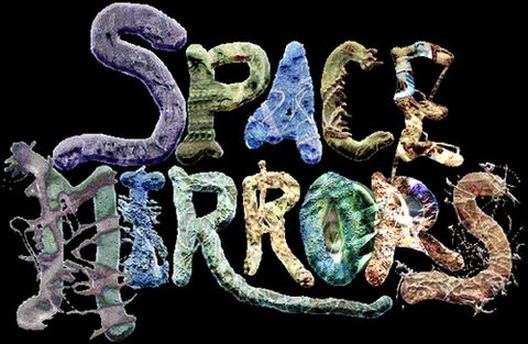 Space Mirrors - Logo
