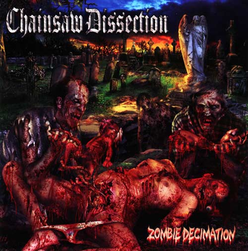 Chainsaw Dissection - Zombie Decimation