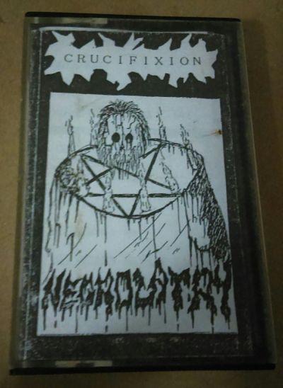 Crucifixion - Necrolatry