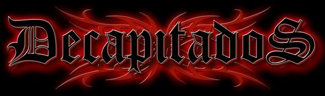 Decapitados - Logo