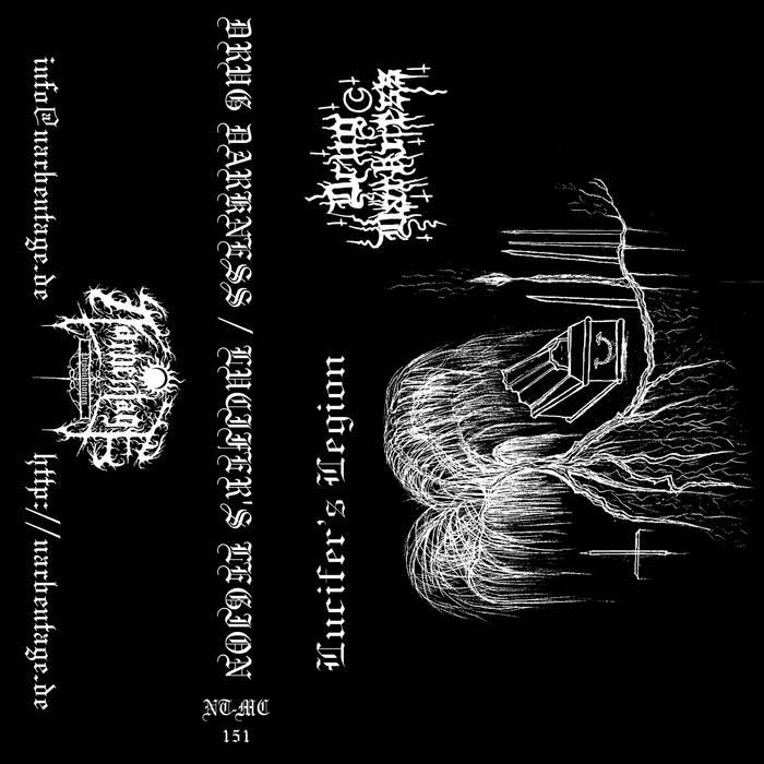 Lucifer's Legion / Drug Darkness - Drug Darkness / Lucifer's Legion