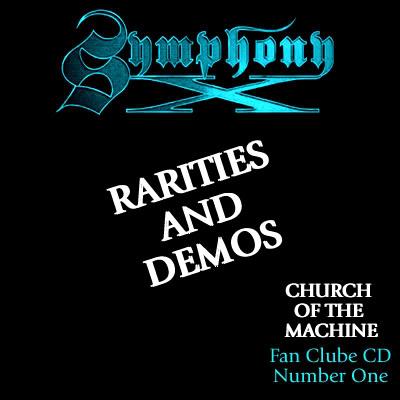 Symphony X - Rarities and Demos