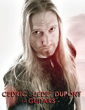 """Cédric """"Cede"""" Dupont"""