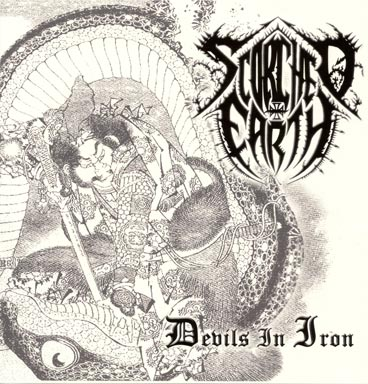 Scorched-Earth - Devils in Iron