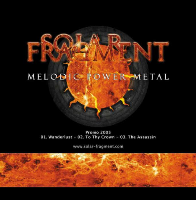 Solar Fragment - Promo 2005