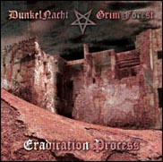 Grim Forest / DunkelNacht - Eradication Process