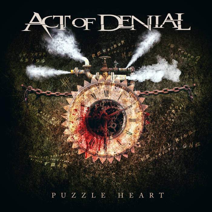 Act of Denial - Puzzle Heart