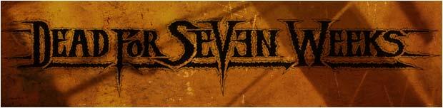Dead for Seven Weeks - Logo