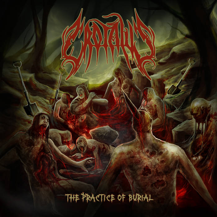 Crotalus - The Practice of Burial