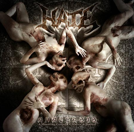 Hate - Anaclasis: A Haunting Gospel of Malice & Hatred
