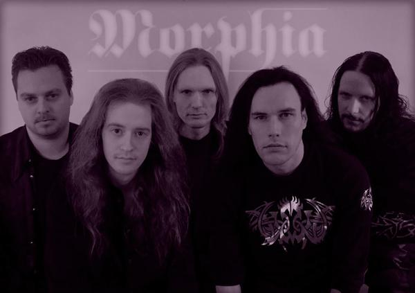 Morphia - One Last Embrace (Doom/Death Metal) (DVD-R)(Mega)
