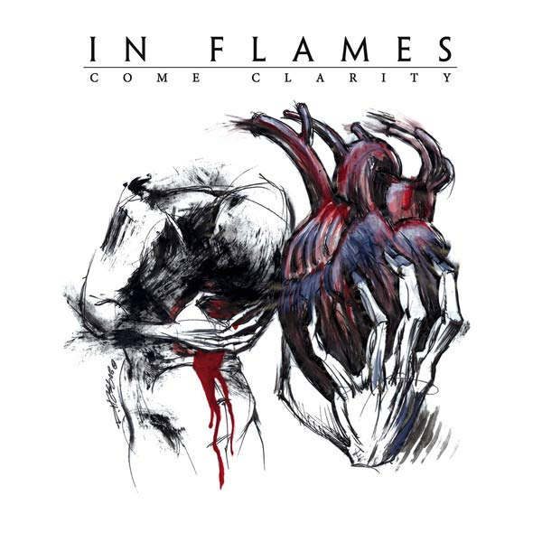 in flames - come clarity - reviews