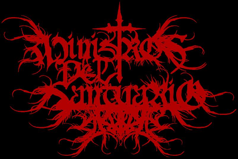Ministros del Santuario - Logo