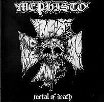 Mephisto - Metal of Death