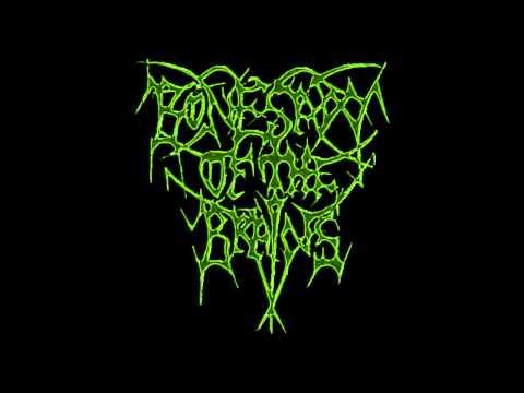 Bonesaw of the Brains - Logo