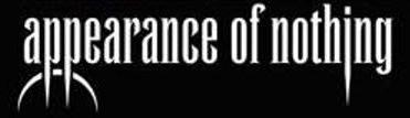 Appearance of Nothing - Logo