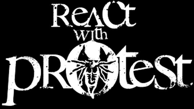 React with Protest