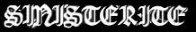 Sinisterite - Logo