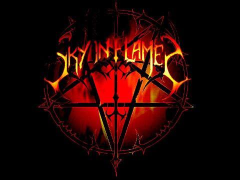 Resultado de imagen de in flames logo