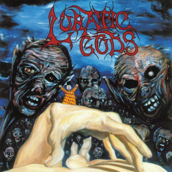Lunatic Gods - The Wilderness